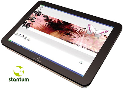 The Stantum SMK 15.4 Multi-Touch Device