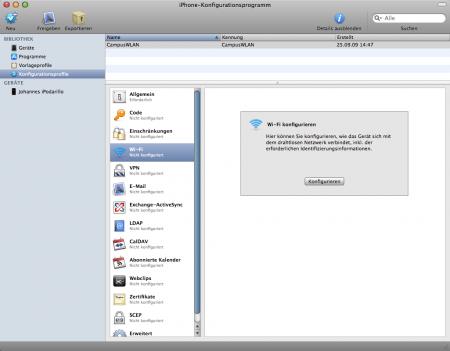 iPhone-KonfigurationsprogrammSchnappschuss004