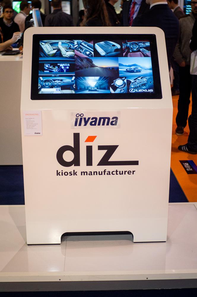 Iiyama Touch TFT